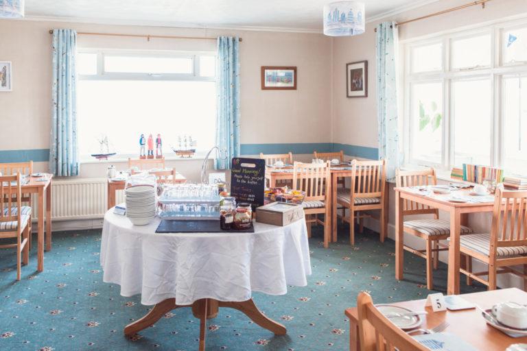 The Royson - breakfast room (1)