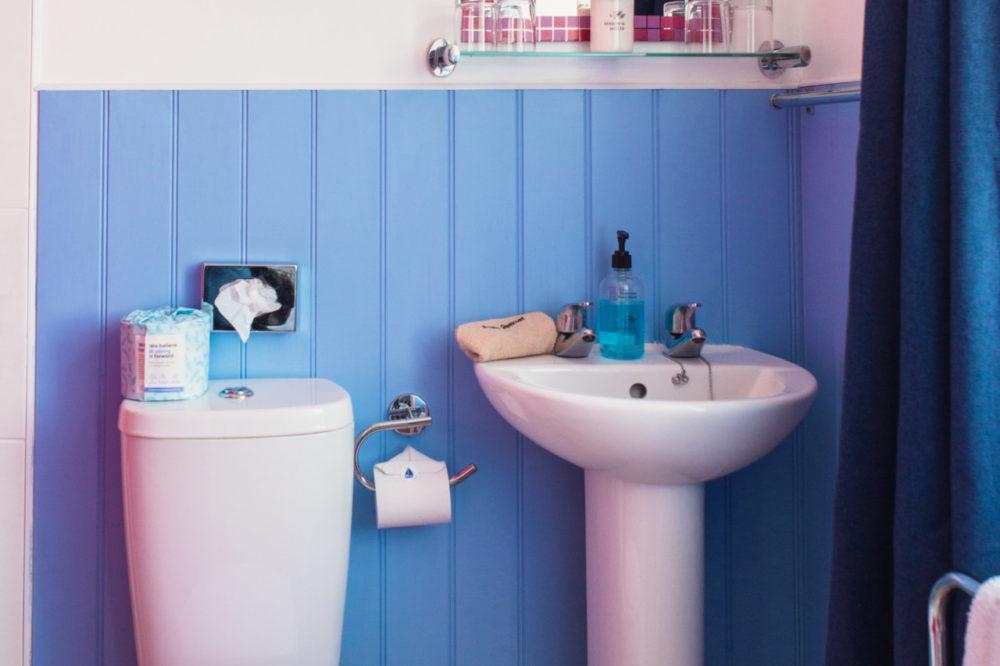 The Royson - room 2 bathroom